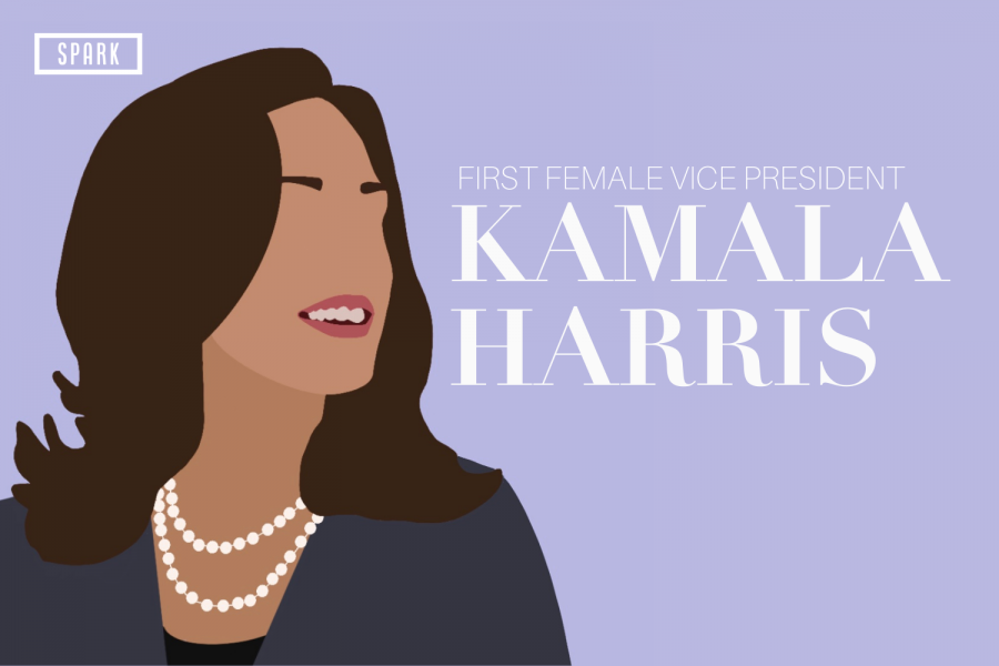Women in Politics: Kamala Harris