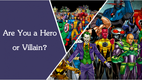 If you had the choice would you help save the world or be its demise?