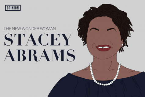 Stacey Abrams helped change the outcome of this election and showed the American people that we can overcome obstacles and make a change.
