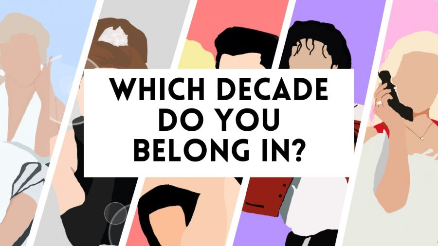 What Decade Do You Belong in?
