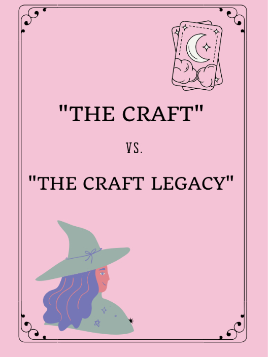 "Though much anticipated, ""The Craft"" remake did not live up to the original version."