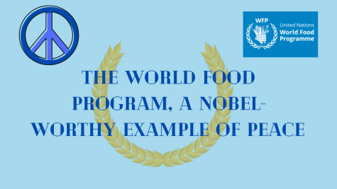 WFP works to better the world and eradicate hunger in the world.