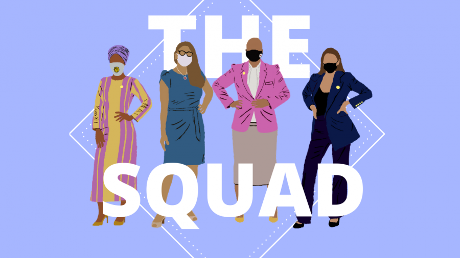"""The Squad"" is taking on Washington D.C. with power, resilience, and friendship. They keep on breaking barriers and give decades old institutions a run for their money."