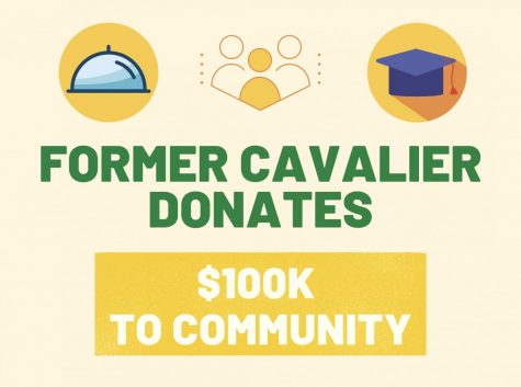 A former Coral Gables Senior High student has made an anonymous donation to local businesses in order to provide COVID-19 relief and aid the community.