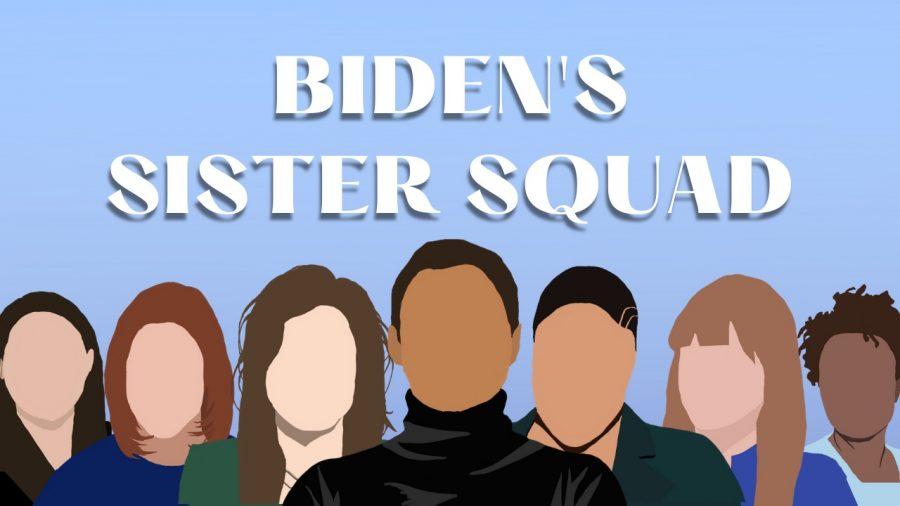 Meet Biden's Sister Squad