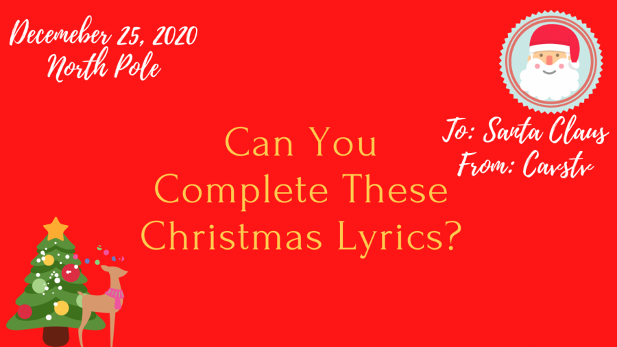 Christmas Songs: How Many Do You Know?