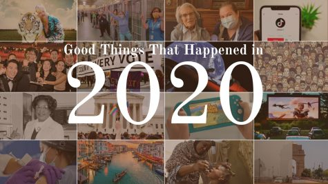 20 Good Things To Happen In 2020