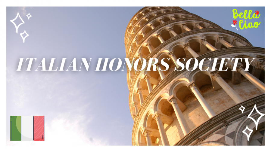 Italian Honor Society
