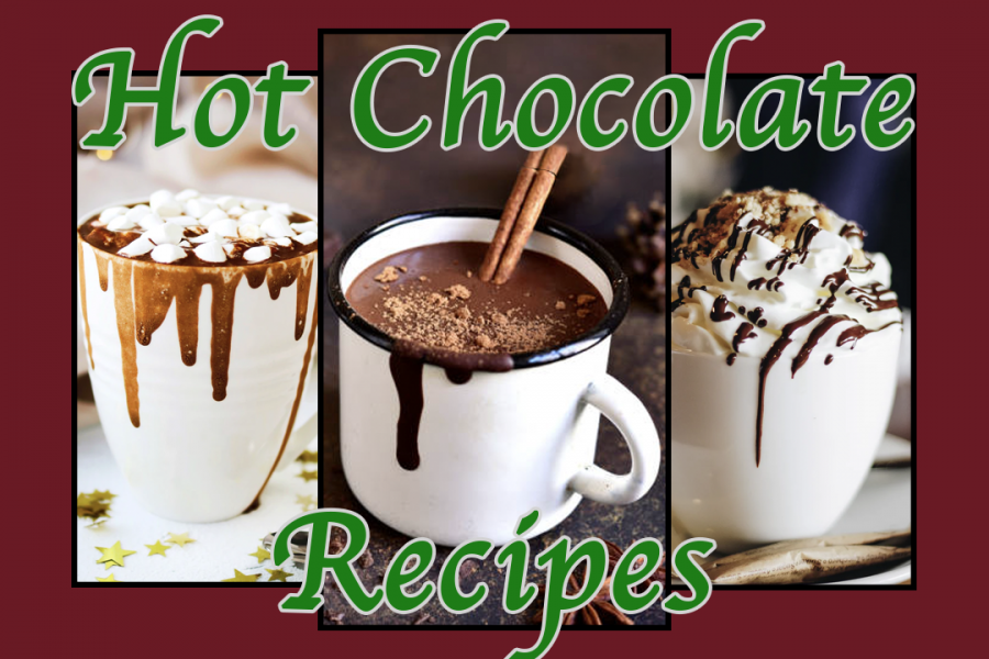 Hot chocolate can be made deliciously many different ways, customizable to everybody's tastes.