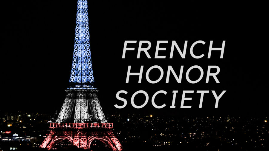 French Honor Society