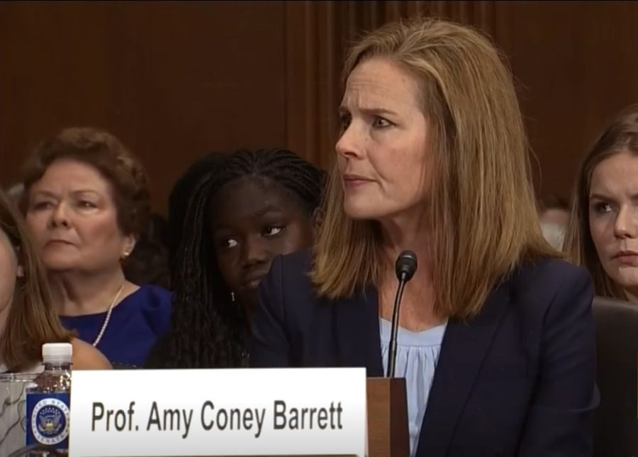 Amy Coney Barrett at her confirmation hearing taught the American people nothing about her stances on such pressing issues.