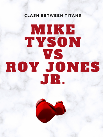 The two legendary boxers (Mike Tyson and Roy Jones JR) would enter the ring to deliver an exhibition match past their retirement for a legendary fight between the two.