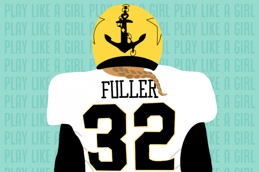 Sarah+Fuller+made+history+for+being+the+first+women+to+play+collegiate+football+at+a+Power+5+school.+This+achievement+is+a+tribute+to+her+work+ethic+and+dedication+to+prove+that+anything+is+possible+despite+the+obstacles.