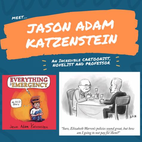 ¡No todo el mundo tiene el honor de poder entrevistar a un dibujante de renombre y talento! Afortunadamente, Lauren Gregorio tuvo la oportunidad de aprender más sobre cómo Katzenstein comenzó su pasión por la literatura.