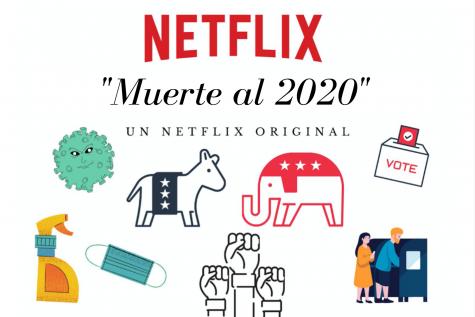 """Muerta al 2020"" es una serie original de Netflix que utilizó la comedia para mostrar toda la historia que ocurrió en el extremadamente impredecible 2020."
