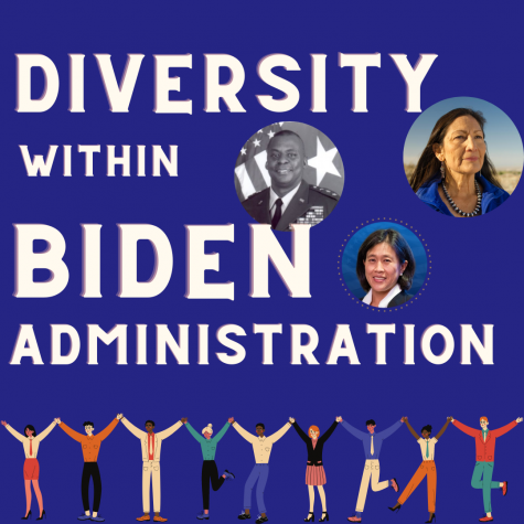 Compared to the lack of diversity in the Trump administration, Biden appoints people to his Cabinet from varying backgrounds and ethnicities.