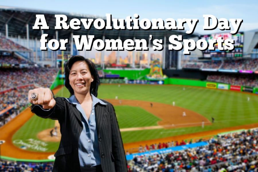Kim NG has become the first general manager in all of professional sports history and continues to lead the charge to show what is possible for women in the sports industry