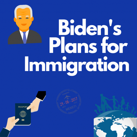 Biden makes many new promises for immigration during his term.
