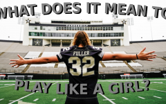Sarah Fuller made history for being the first women to play collegiate football at a Power 5 school. This achievement is a tribute to her work ethic and dedication to prove that anything is possible despite the obstacles.