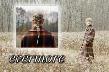 """Evermore"", Taylor Swift"