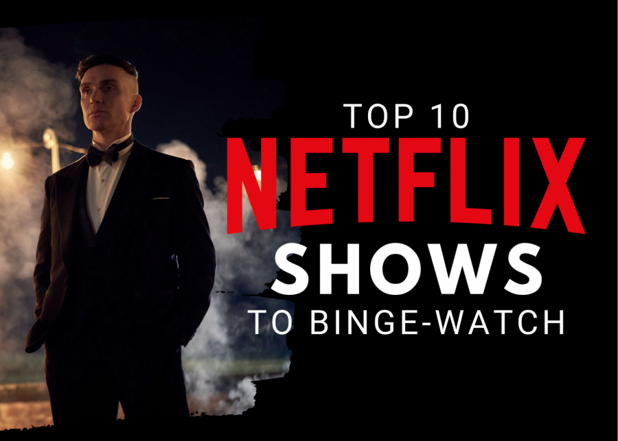 Binge Worthy Netflix Shows