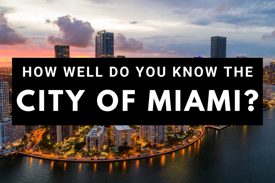 How Well Do You Know Miami?