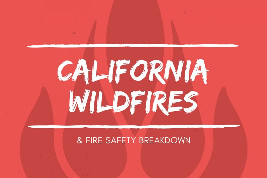California Wildfires: Fire Safety Breakdown