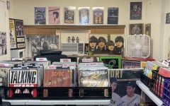 Gables Records N Comics offers a wide variety of records spanning all genres and several decades.