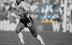 Diego Maradona was an Argentinean soccer player who died from cardiac arrest after a spectacular career.