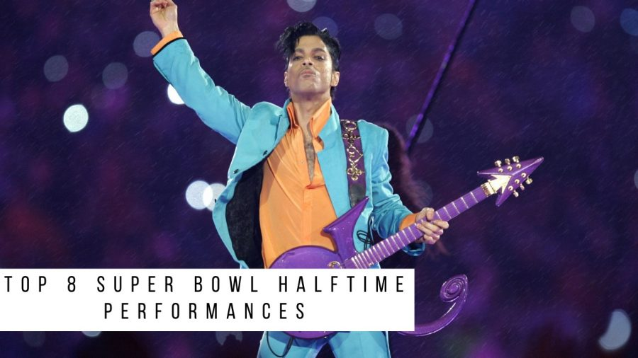 Top 8 Super Bowl Performances