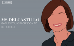After working over 15 years at Coral Gables Senior High Miss Alba DelCastillo will be retiring.