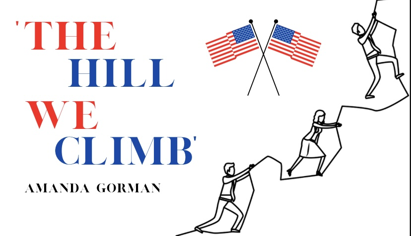 Amanda Gorman captured Americans hearts and minds with her six-minute-long reading of her original poem, The Hill We Climb, at President Bidens Inauguration.