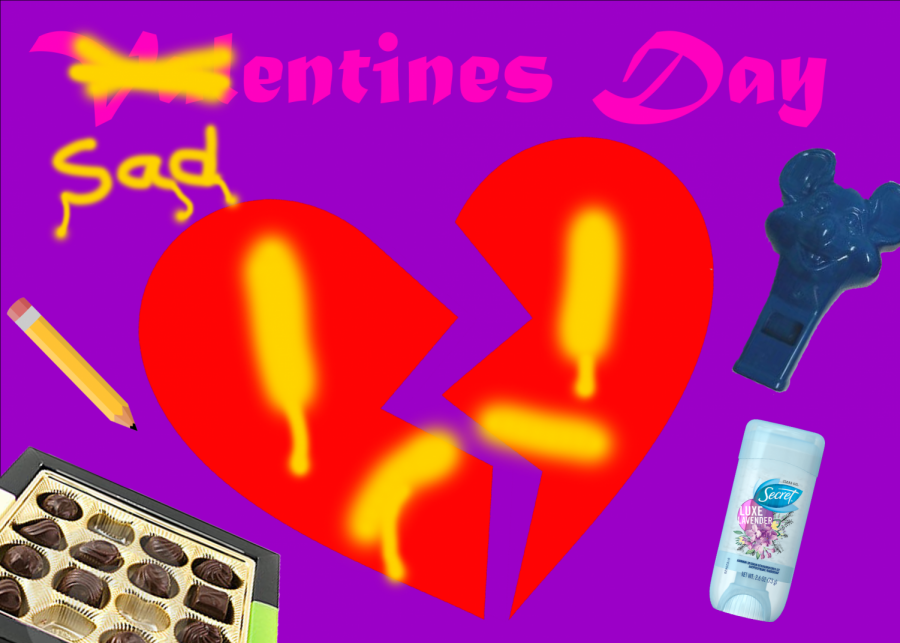 There are an infinite numbers of ways Valentines Day can go wrong... so here are some things that you can hopefully avoid.
