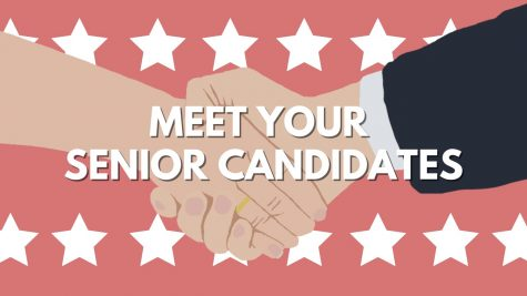 Meet the Candidates: Senior Class Vice President