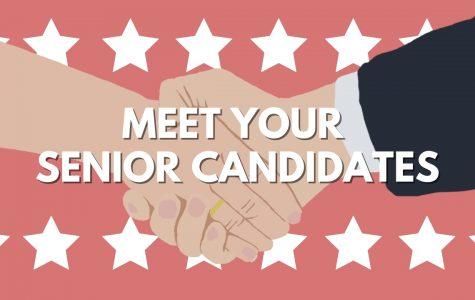 Meet the Candidates: Senior Class Vice President