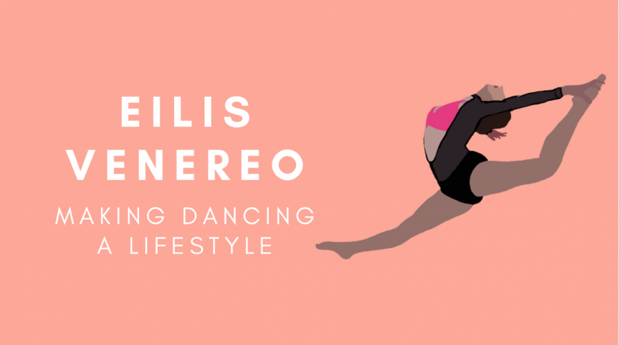 Eilis Venereo has made dance a part of her daily life and uses it as an escape from some of life