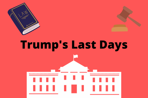 Former President Donald Trump uses his last few days in office to give out last minute pardons.
