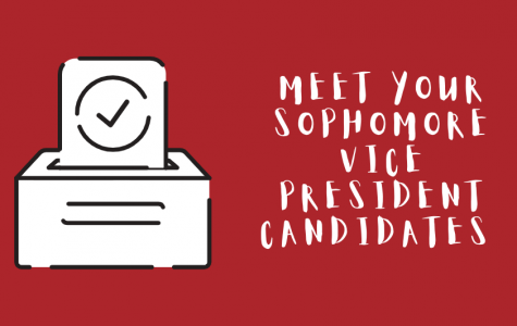 Meet the Candidates: Sophomore Vice President