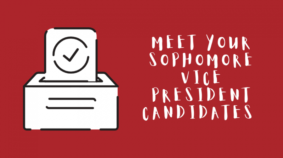 All class of 2024 candidates except for Vice President, are running unopposed.