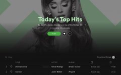 "Olivia Rodrigo's new song, ""Driver's License"" has reached the top in many different platforms, next to popstars like Ariana Grande and Justin Bieber."