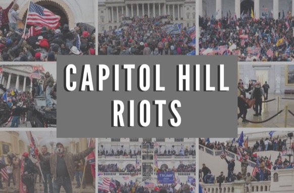 Capitol Hill was stormed by Pro-Trump supporters on Jan. 6, while Congress confirmed Joe Biden's electoral victory.