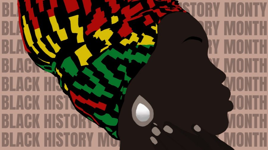 Black+History+Month+spans+across+the+month+of+February+and+recognizes+outstanding+black+achievement+throughout+history.