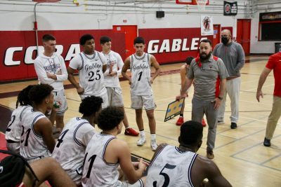 When Columbus students tested positive for COVID-19 after a match with Gables, the Cavalier basketball team was forced to quarantine. Now, despite all players having tested negative, the Gables team is being forced to forfeit their playoffs while Columbus is allowed to continue playing.