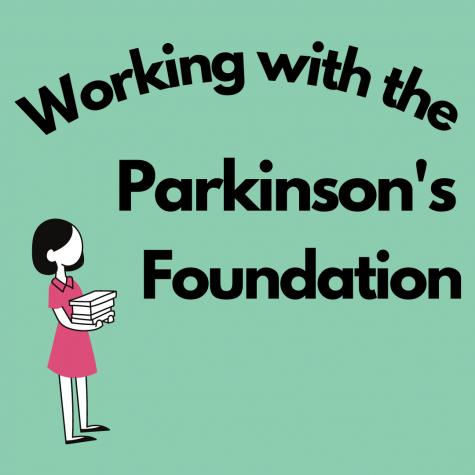 Camila Ruiz balances working with the Parkinson