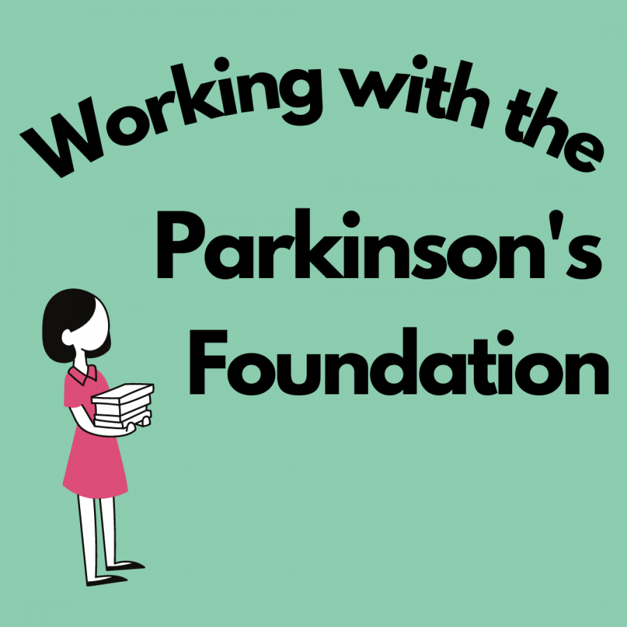 Camila Ruiz balances working with the Parkinson