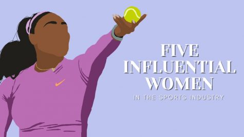5 of the Most Influential Women in Sports