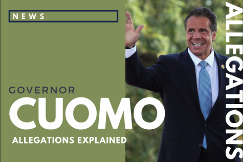 Cuomo Faces Sexual Harassment Allegations