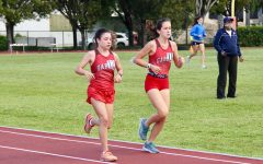 After last years track and field season was cut short the female Cavaliers are hoping to make a comeback.