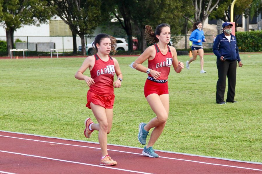 After last year's track and field season was cut short the female Cavaliers are hoping to make a comeback.