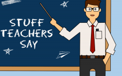 Stuff Teachers Say